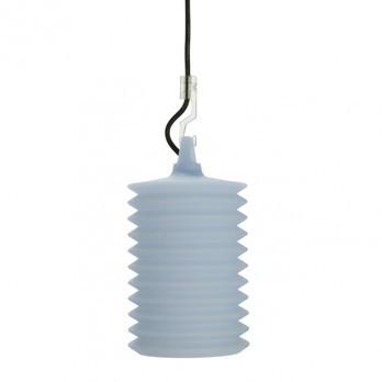 Rotaliana - Lampion H2 Außenleuchte - hellblau/mit Schuko Stecker/Kabel 405cm