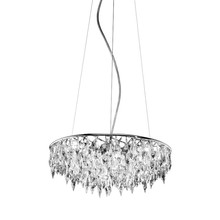 Anthologie Quartett - Crystal Rain Suspension Lamp Ø45cm