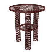 Moroso - Table d'appoint Net Ø40cm