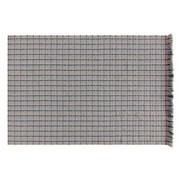 GAN - Garden Layers Checks Rug 200x300cm