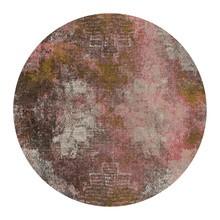 Moooi Carpets - Tapis Erosion Rosegold
