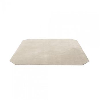 &tradition - The Moor Rug AP6 Teppich quadratisch - beige dew/240x240cm