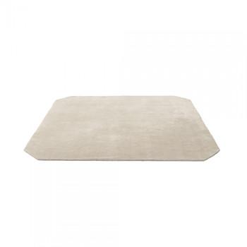 AndTradition - The Moor Rug AP6 Teppich quadratisch - beige dew/240x240cm