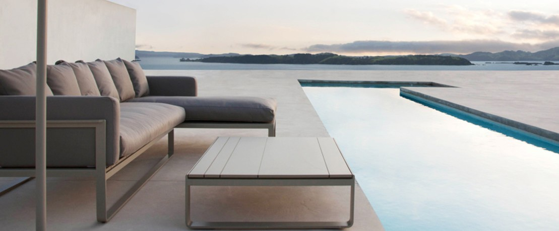 Outdoor Lounge Möbel Stylemag By Ambientedirect