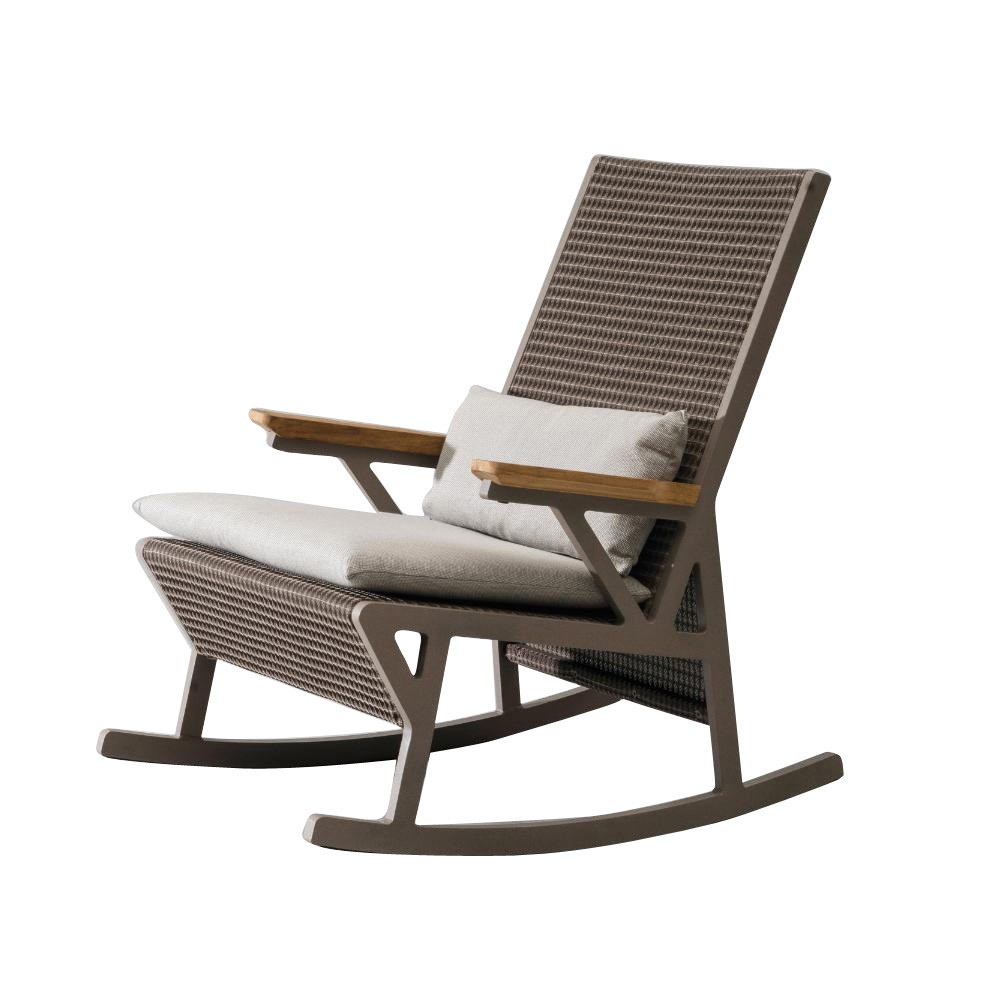 kettal vieques rocking armchair ambientedirect rh ambientedirect com
