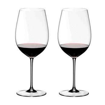 Riedel - Limited Edition Sommeliers Bordeaux Weinglas 2er Set