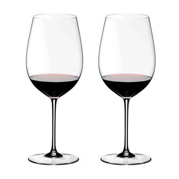 - Sommeliers Bordeaux Rotweinglas 2er Set -