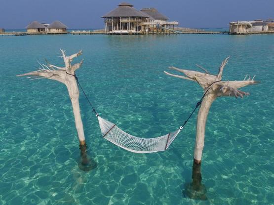 3 Haengematte Malediven