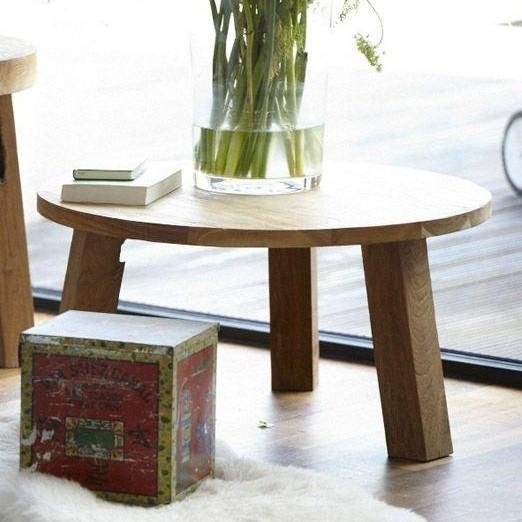 jan kurtz liam teakholz beistelltisch ambientedirect. Black Bedroom Furniture Sets. Home Design Ideas