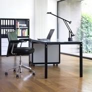 Flötotto - Flötotto Profilsystem Schreibtisch