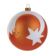 Alessi - Stella Cometa Weihnachtsbaumkugeln