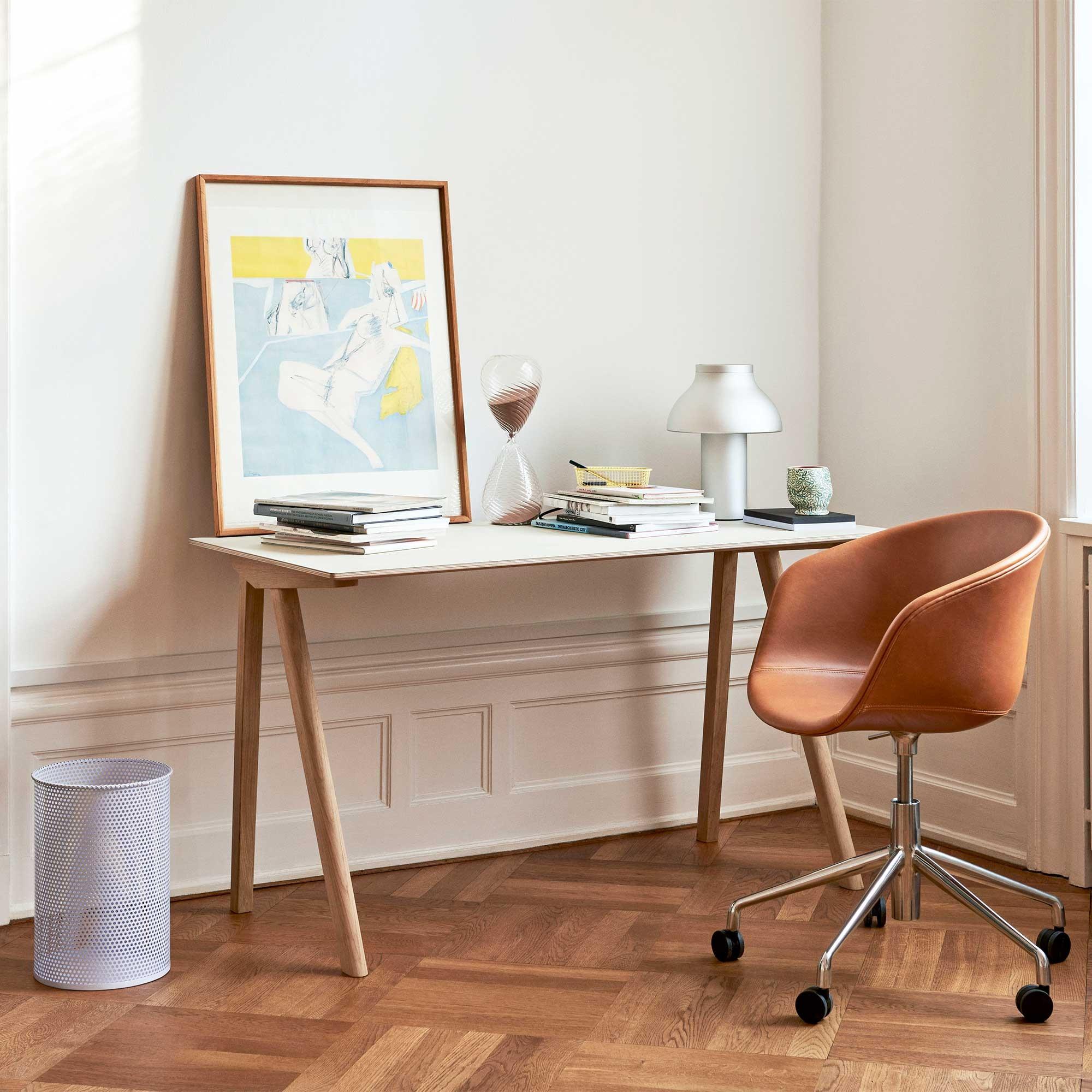 - HAY Copenhague CPH90 Desk Linoleum AmbienteDirect