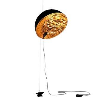 Catellani & Smith - Stchu-Moon 03 Suspended Lamp - gold/matt/body black
