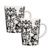 iittala: Brands - iittala - Taika Mug 0.4l Set Of 2 Pieces
