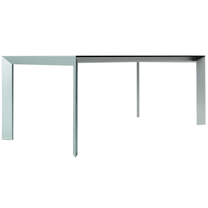 Nori Alu pact Dining Table Extendable