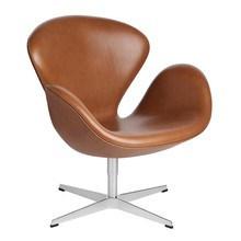 Fritz Hansen - Swan™ Chair Leather