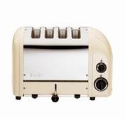 Dualit - Combi Toaster 2+2 - creme/poliert