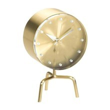 Vitra - Tripod Clock Nelson - Horloge de table