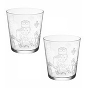 iittala - Taika Gläser-Set 2tlg. - transparent/38 cl
