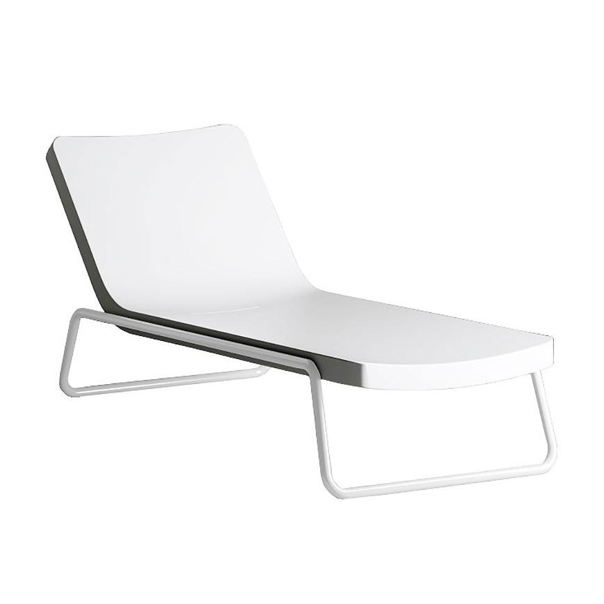 Time Longue Inclinable Dossier Chaise Out 1Jucl5T3FK