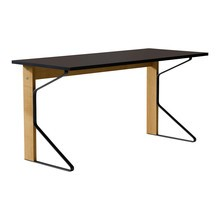 Artek - Kaari REB005 Desk Clear Lacquered Oak
