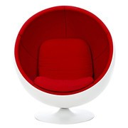 Adelta - Ball Chair Lounge Sessel
