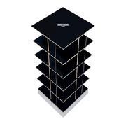 Moormann - Musikstapler - Etagère pour CD H:87cm