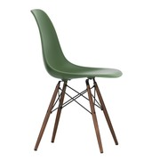 Vitra - Eames Plastic Side Chair DSW Gestell Ahorn dunkel