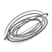Artemide - Copernico Pendelleuchte - aluminium/warmweiß/LxBxH 104x41x64cm/3000K/2300lm