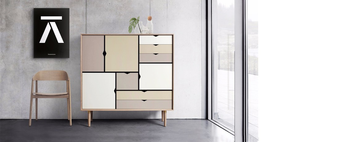 AndersonFurniture Highboard S3 Presenter