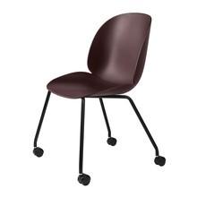 Gubi - Beetle Meeting Chair mit Rollen