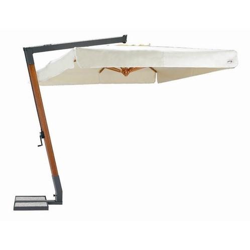 emu - Ombre Sonnenschirm - ekru/Textil/rechteckig/300x400cm