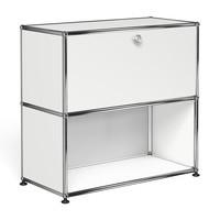USM  Möbelbausysteme  - USM Shelf With 1 Falling Board