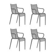 Driade - Pip-e Garden Armchair Set of 4