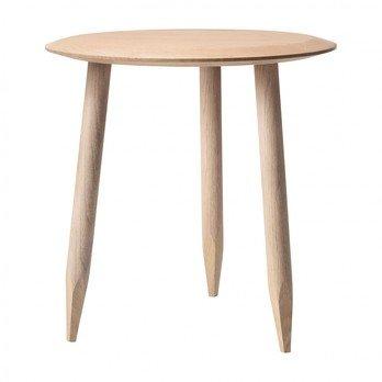 &tradition - Hoof Table SW1 Beistelltisch - eiche hell/geölt
