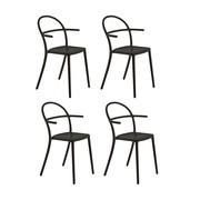 Kartell - Generic C Armchair Set of 4