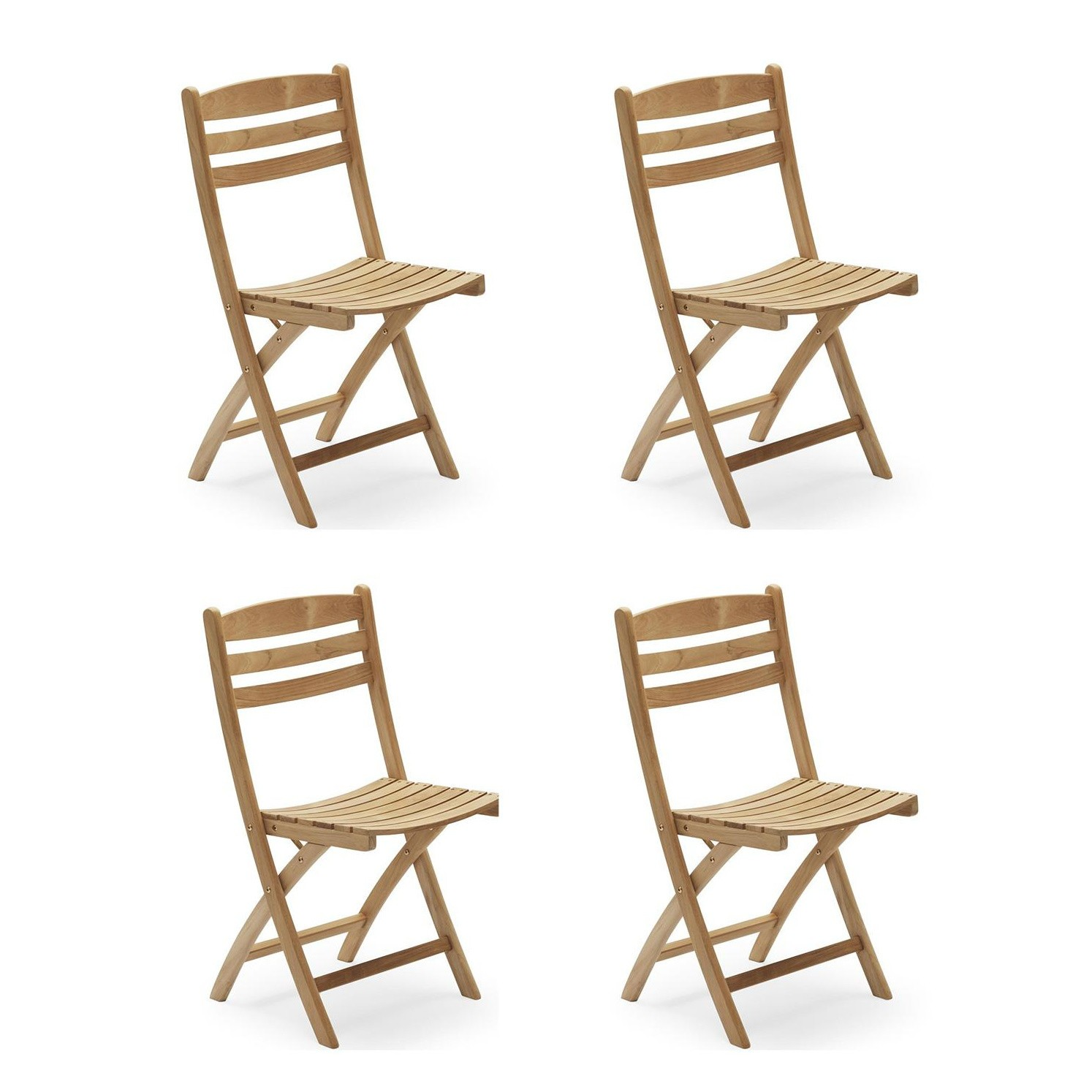 Skagerak Selandia Garden Chair Set Of 4