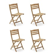 Skagerak - Selandia Garden Chair Set of 4