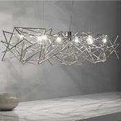 Terzani: Brands - Terzani - Etoile Suspension Lamp 130cm
