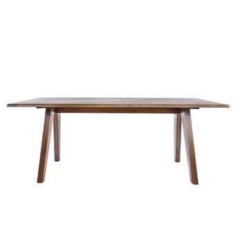 ADWOOD - Nordic Tisch 180x90cm - nussbaum/geölt matt