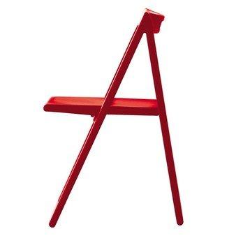 Pedrali - Enjoy Garden Chair / Folding Chair - red/UV-resistant