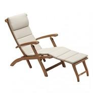 Skagerak - Coussinerie pour chaise longue Steamer