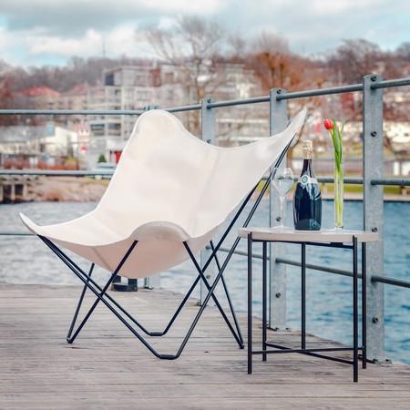 Sunshine Mariposa Sunbrella Butterfly Chair tuinfauteuil