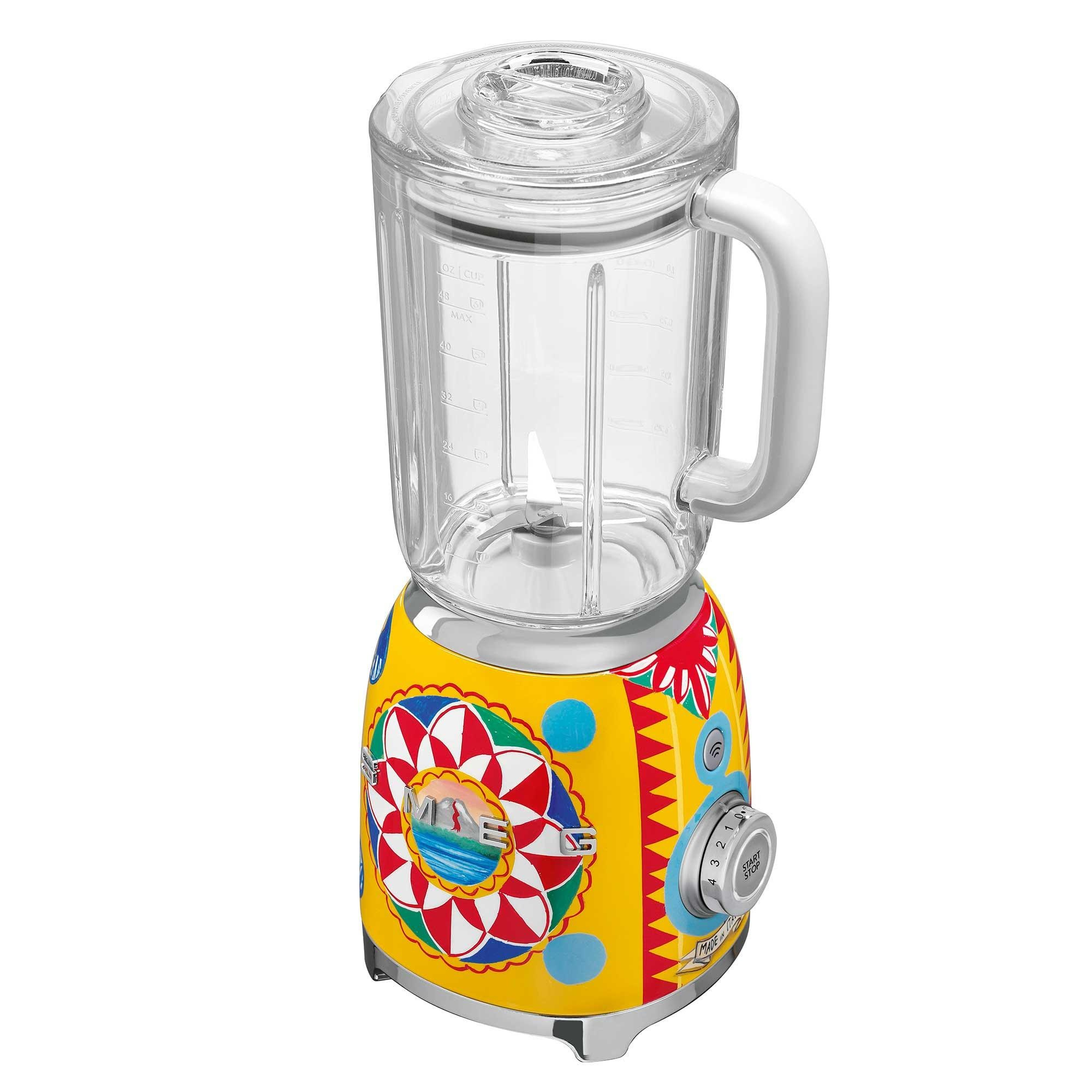 Smeg Limited Edition D G Smeg Blender 1 5l Ambientedirect