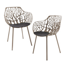 Weishäupl - Forest Outdoor Armchair Set Of 2