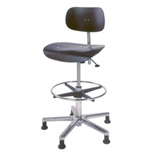 Wilde + Spieth - S 197 R  Counter - Chaise pivotante
