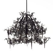Brand van Egmond: Brands - Brand van Egmond - Flower Power Chandelier