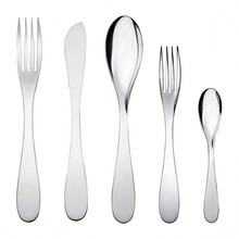 Alessi - Eat.it Cutlery Set 24-Piece