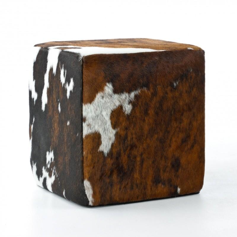 Cheyenne taburete de piel de vaca jan kurtz - Taburetes de piel ...
