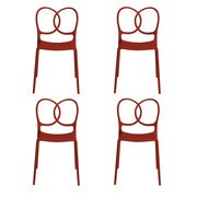 Driade - Sissi Chair Set Of 4